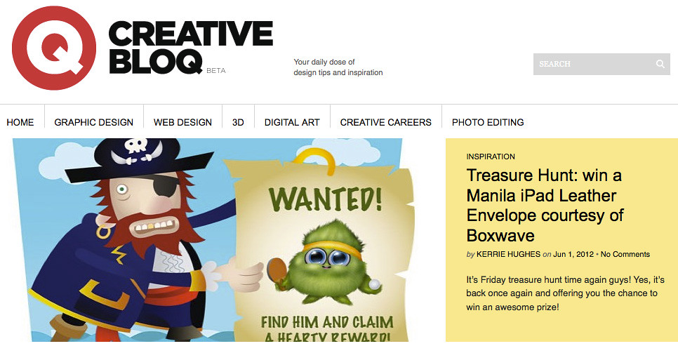creative bloq there s