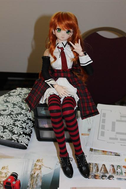Dollfie Dream of Momiji, Anime North's mascot