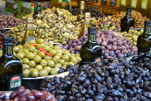 Olives Galore by Marisa Ross