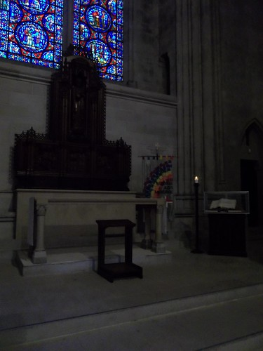 National AIDS Memorial, Cathedral of St. John the Divine (1)