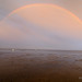 Double Rainbow at Sunset in Provincetown