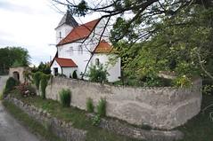Tožice (okres Benešov), kostel