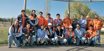 Minera Alumbrera y sus Referentes Ambientales