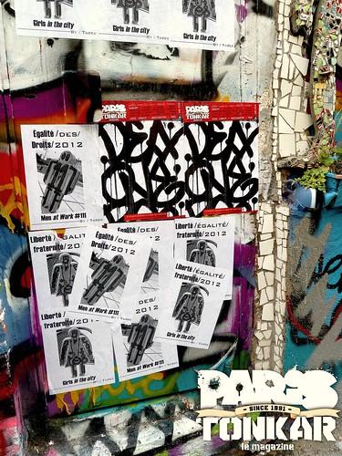 Paris Tonkar magazine #5 by Pegasus & Co