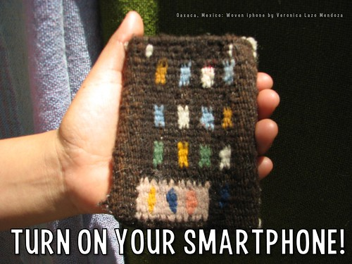 Turn on Your Smart Phone for Indigenous Peoples Week (August 6-12, 2012) #ipw2012
