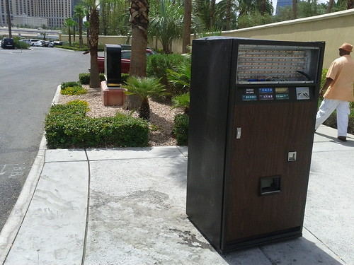 I went to #Defcon and all I got was my soda machine jacked up.