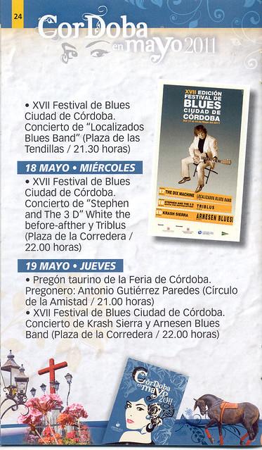 Festival de blues 2011