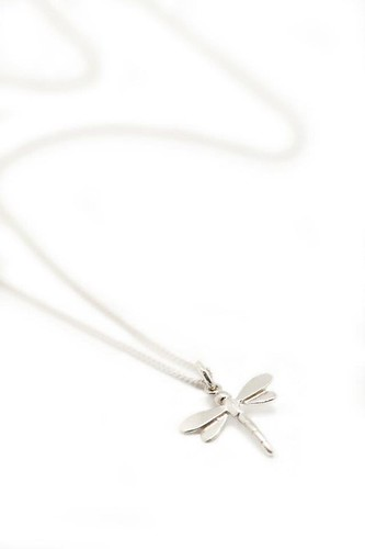 Necklace Dragonfly