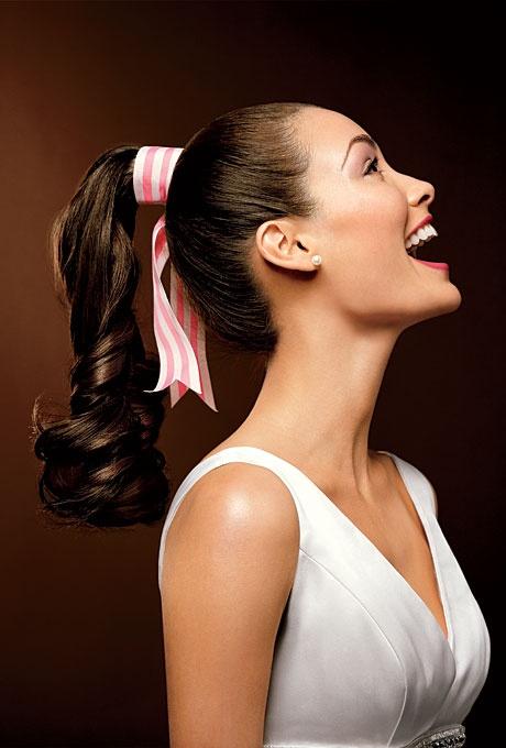 Bridal dream hair look - FY Markham salon