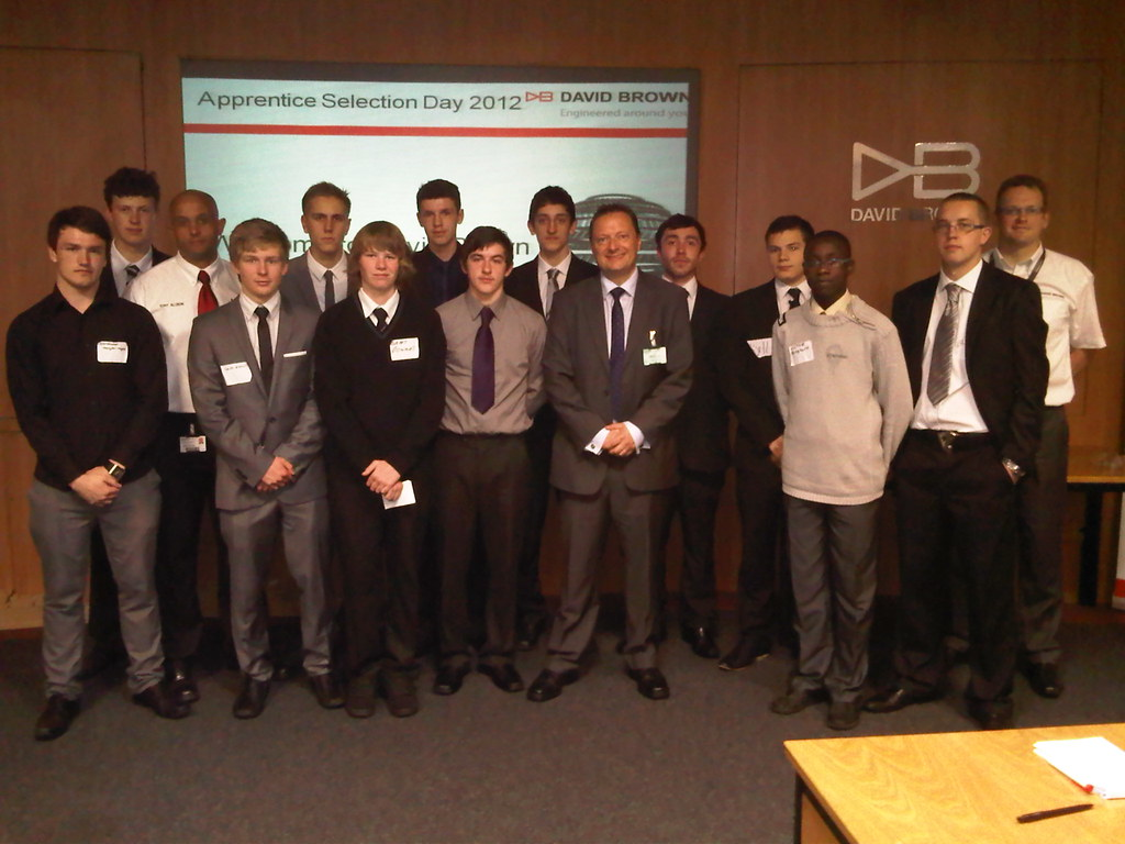 Apprentice Selection Day