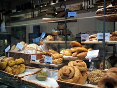 Breads and pastries. Dean & Deluca, Orchard Central, Singapore