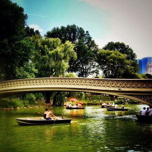 Romance - Central Park - New York City