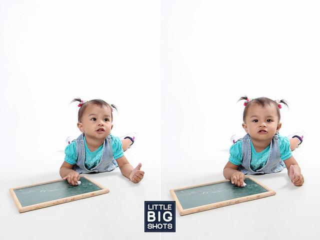 Medina | Toddler Studio Portraiture