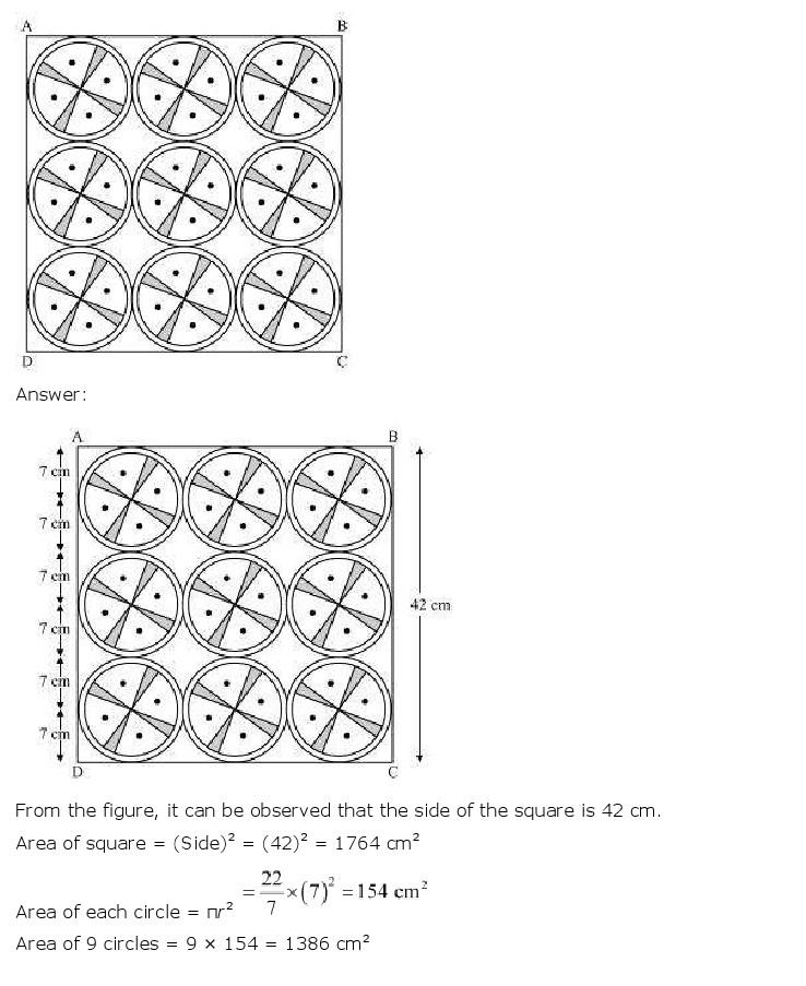 NCERT Solutions for Class 10 Maths Chapter 12