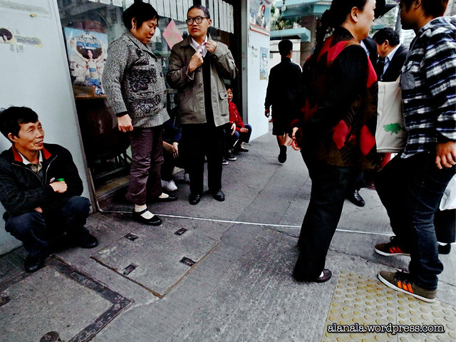 Mainland Chinese tourists