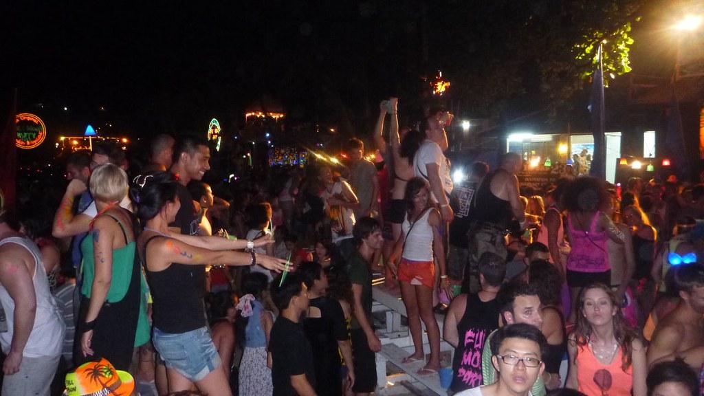 Full Moon Party - Koh Pha Ngan, Thailand
