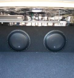 jl bass knob and grills zenclosure box dual 10 audiocontrol lc2i loc custom amp rack jl 4 gauge amp kit jl 16 guage speaker wires jl rca cables  [ 1024 x 768 Pixel ]