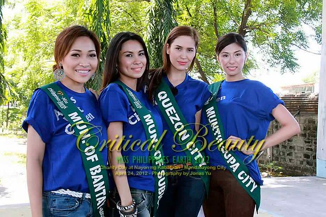Representing the Municipality of Bantay, Ilocos Sur, Jana Siratranont in Miss Philippines Earth 2012