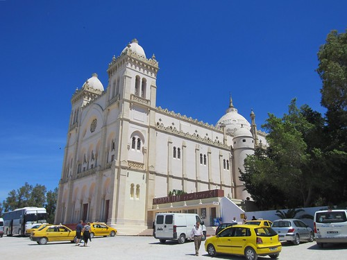 cathedral at carthage