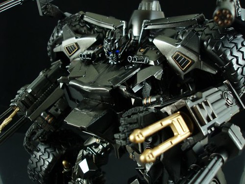 Transformers Batman Tumbler Custom Action Figure by Speedlee - gundamPH (1)