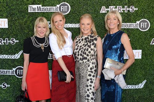Julie Macklowe, Lisa Klein, Audrey Gruss and Liz Peek