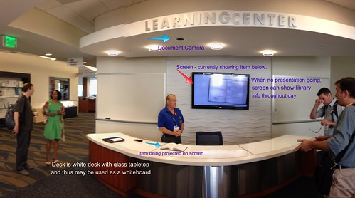 Learning Center - with annotations