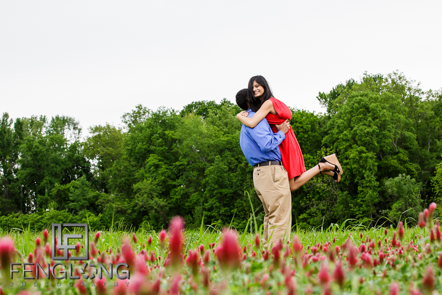 Pallavi & Arvind's Engagement Session | Greeneway Park, Tutti Frutti, Putt Putt Golf | Augusta Destination Indian Wedding Photographer