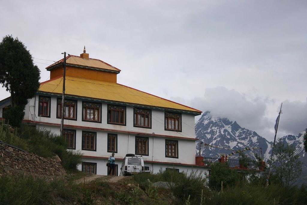 Shashur Monastery, Keylong