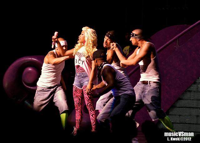 Nicki Minaj @ The Peabody
