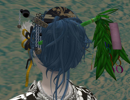 Hair ornaments
