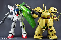 Gundam F91 1-60 Big Scale OOTB Unboxing Review (148)