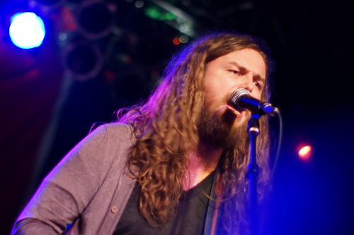 J Roddy Walston & The Business, Orange Peel, Asheville NC, 04/27/12