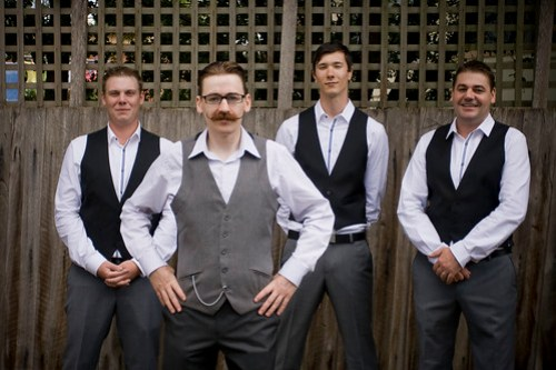 The Groom Party