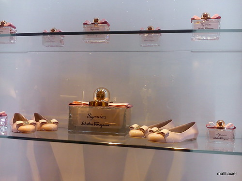 Salvatore Ferragamo's Signorina Close up
