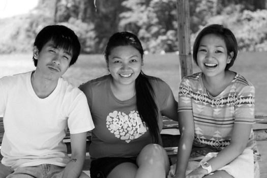 Trip to Wawa Dam in Rodriguez, Rizal w/ Law School Classmates