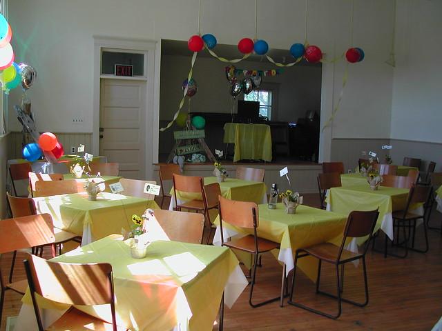 80th Birthday at Carley Hall