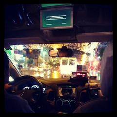 ในตกที่โฮจิมิน... หิวนั่ง Taxi ไปหาอะไรกินตามเว็บแนะนำ #PomVN
