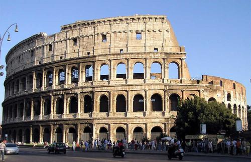 """ROMA - CONFERENZA STAMPA - Aggiornamenti del """"Progetto Colosseo"""" (MIBAC 31/07/2012). by Martin G. Conde"""