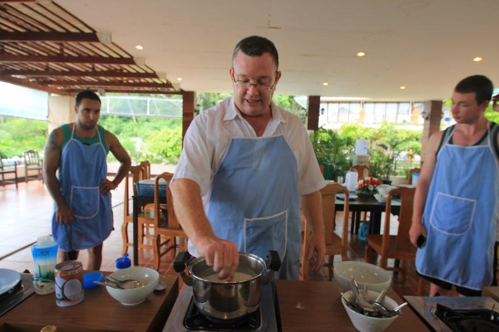 Thai Cooking Class -  Koh Pha Ngan, Thailand