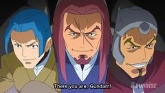 Gundam AGE 3 Episode 31 Terror! The Ghosts of the Desert Youtube Gundam PH 0039