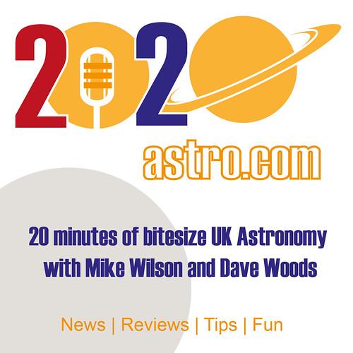 2020 Astro iTunes Cover Art