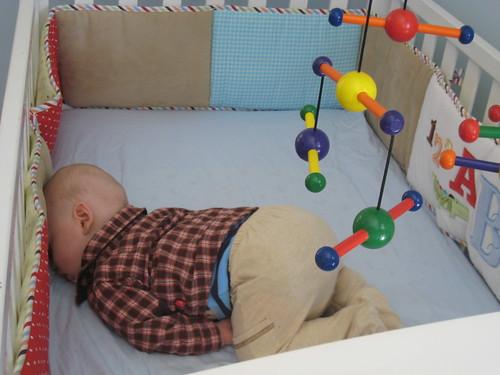 Latest sleeping position