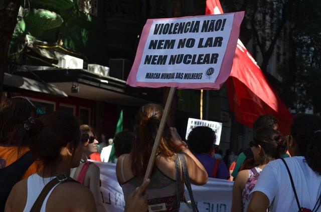 Marcha das Mulheres na Cúpula dos Povos 18.06