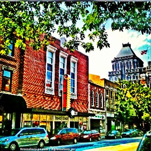 Triad Stage by Greensboro NC