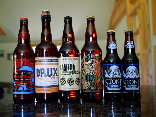 Beer Haul - July 18th '12