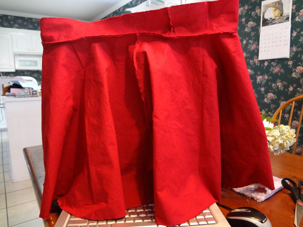 skirt no lining