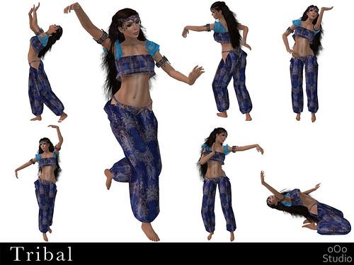 oOo tribal composite