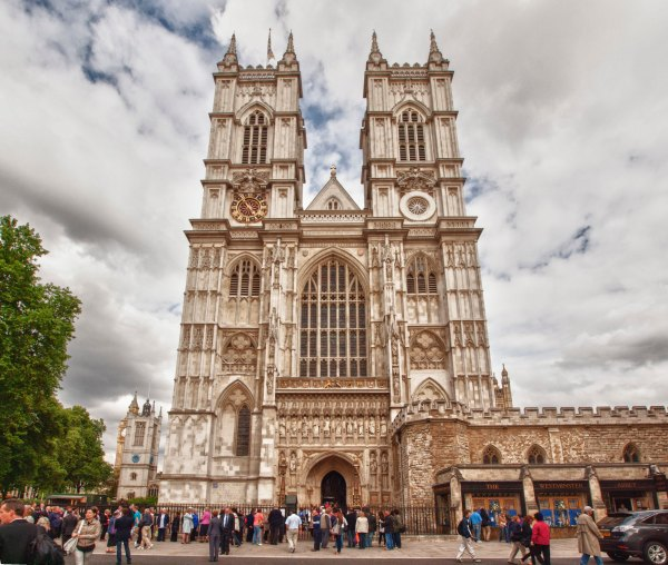 Westminster Abbey London - Sharing