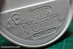 Char Zaku Nissin Cup Gunpla 2011 OOTB Unboxing Review (19)
