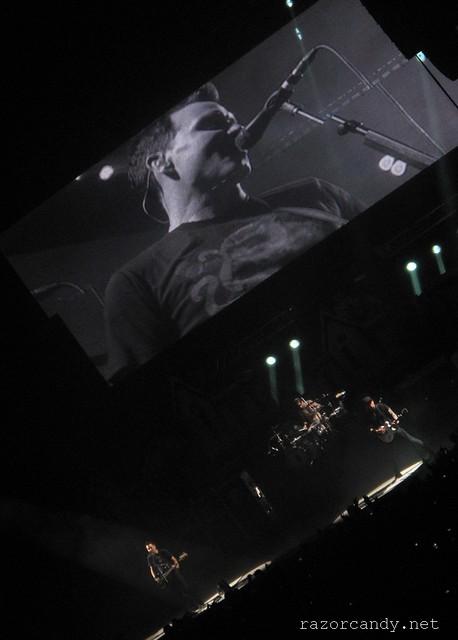 Blink-182 - O2 - 8th june, 2012 (8)